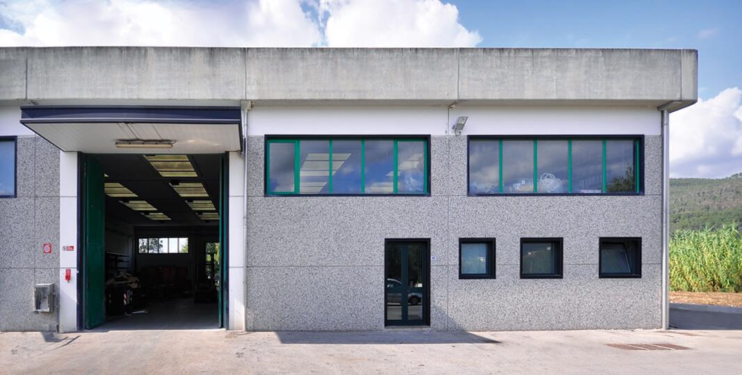 CMA - Costruzioni Meccaniche - Azienda